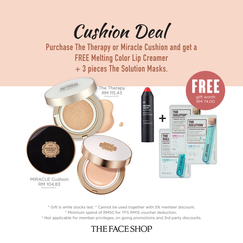 THEFACESHOP – Natural Story